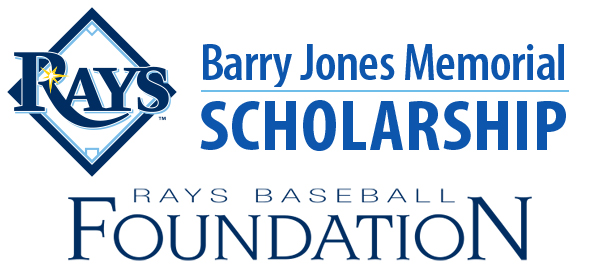 Rays Barry Jones Scholarship