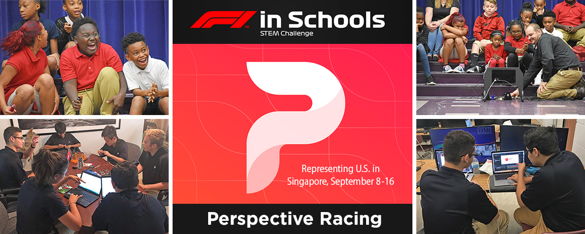 Perspective F1 Singapore