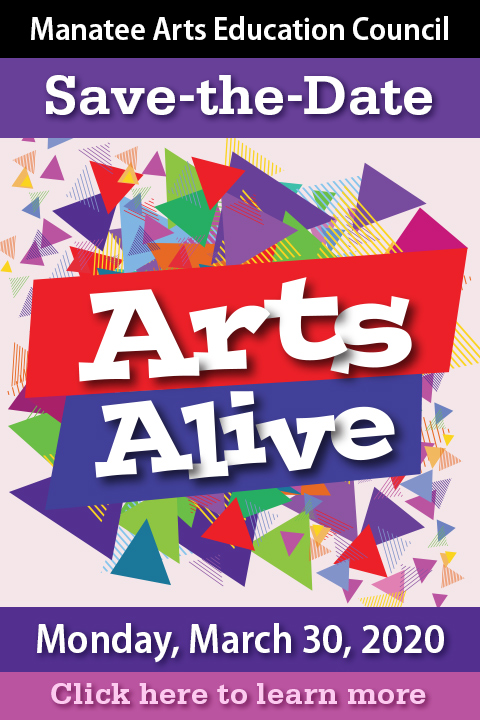 Arts Alive – Save-the-Date