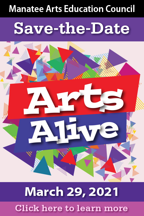 Arts Alive Save-the-Date